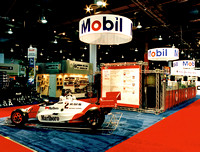 Mobil 1 Oil Exhibit w/ Sales Closing Office