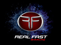 Real Fast Marine Logo Collaboration with Tyler Philips